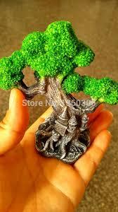 household adornme micro landscape castle tree micro landscape