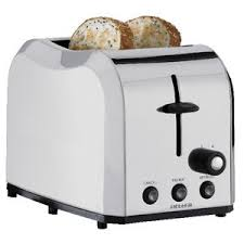 Motorised Toaster Heller Professional Stainless Steel Toaster 2 Slice Officeworks