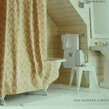 Croscill Yosemite Shower Curtain by Croscill Shower Curtains Top 7 Hometone Gold Brown Leopard Print