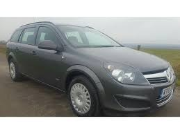 used vauxhall astra estate 1 7 cdti ecoflex life 5dr a c in