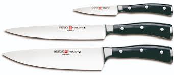 wusthof usa three piece cook s set 9601