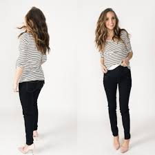 American Flag Skinny Jeans Black And White Striped Skinny Jeans On The Hunt Eclectic
