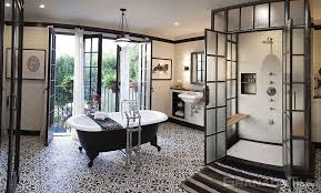 Classy 20 Concrete Tile Bathroom by Granada Tile In The United States Cement And Concrete Tile