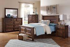 real wood bedroom sets solid cherry bedroom set ebay