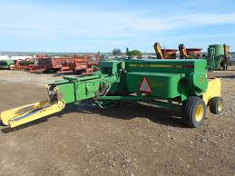 used 1989 deere 468 twine baler stock 485 price 5950 d