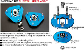 lexus is300 yonaka coilovers pillowball upper mounts suspension parts product information