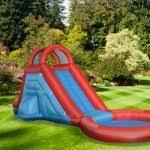 inflatable backyard water slide archives designs guru