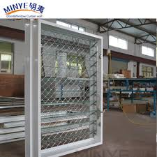 Secure Sliding Windows Decorating European Standard Security Sliding Window With Steel Wire Gauze