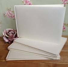 plain guest book plain wedding guest book