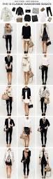 classic wardrobe the ultimate capsule wardrobe basics fast food u0026 fast fashion