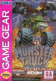 play monster truck wars sega game gear play retro games