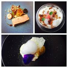 cuisiner l 駱eautre 7 course tasting menu last 3 dishes picture of l autre pied