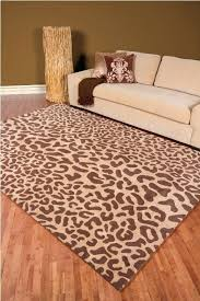animal print rug safavieh leopard cow ikea rugs target deer 970