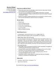 fashion retail resume fashion retail resume fashion retail cv retail sales cv r sum