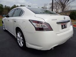 2012 used nissan maxima 3 5 s at platinum used cars serving