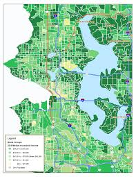 Federal Way Seattle Map by Is There A Map Of Seattle By Price Apartment Neighborhoods