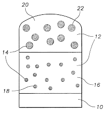patent us6501091 quantum dot white and colored light emitting