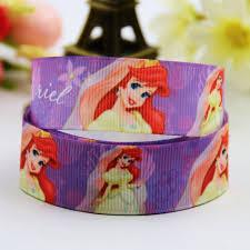 mermaid ribbon 7 8 kawaii mermaid ribbon for diy hairbow headwear printed