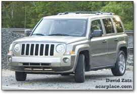 is a jeep patriot a car 2008 jeep patriot test drive