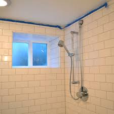 installing a basement shower decorating ideas contemporary