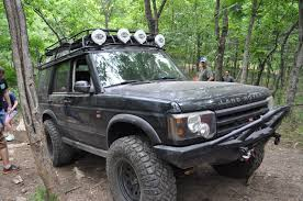 modified land rover aristocrat motors land rover merriam off road trip