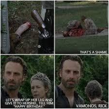 Rick Grimes Crying Meme - the walking dead funny meme funny pinterest meme walking dead