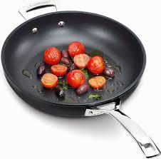Creuset Pot Le Creuset Toughened Non Stick Deep Frying Pan 28cm Teddingtons