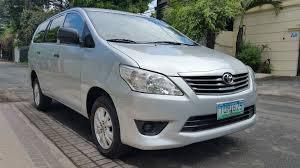 toyota philippines innova 2017 2012 toyota innova e auto trade philippines