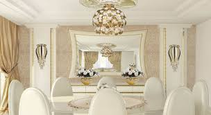 swarovski home decor lidia bersani luxury interior design white and golden mirror