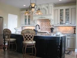 Black Kitchen Light Fixtures Splendid Black Kitchen Island With Seating Also Antique 3 Pendant