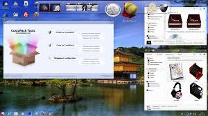 bureau windows 7 vista inspirat pack pour windows 7