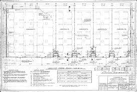 Industrial Floor Plans Martin Industrial Park Building 1 Drawings