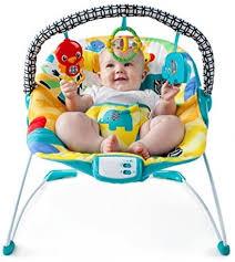 baby bed vibrating chairs safari smiles bouncer seat pad bassinet