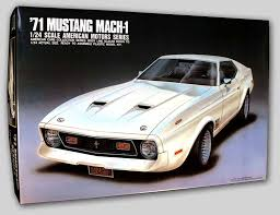 1971 mustang mach 1 parts 1971 ford mustang mach 1 1 24 arii kit