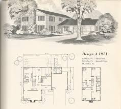 gothic style homes house plan vintage home plans old west 1971 antique alter ego