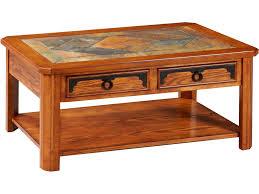 fresh broyhill coffee table cherry 14758