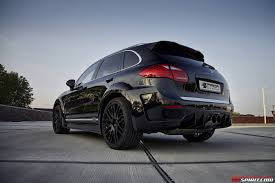porsche cayenne 2014 black official prior design porsche cayenne ii pd600 widebody gtspirit