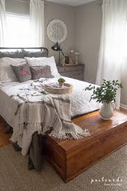 modern farmhouse bedroom makeover reveal postcards from the ridge