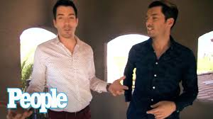 hgtv u0027s property brothers u0027 fully renovated house i hollywood at