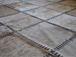 Patchwork Cowhide Cow Hide Patchwork Rug Roselawnlutheran