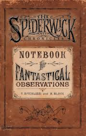 notebook fantastical observations book holly black tony