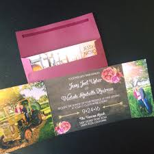 utah wedding invitations beautiful wedding announcements folded
