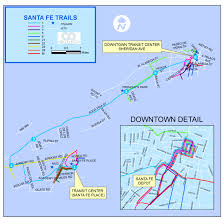 Map Formula Bus Route Maps And Schedules City Of Santa Fe New Mexico