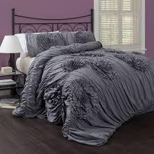 Grey Bedspread Grey Comforters