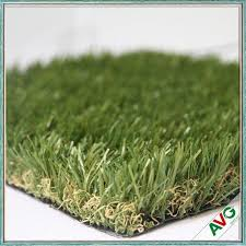 outside looking synthetic grass ornamental turf pe