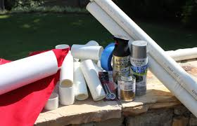 Flag Pole Mount For Truck Bed How To Make A Pvc Flag Pole And Custom Flag For Tailgating