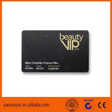 custom plastic salon sample gym membership card membership
