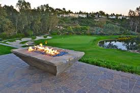 Flagstone Firepit California Smartscapecarlsbad Flagstone Firepit With Patio And