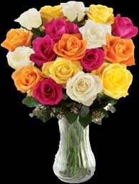 multi colored roses second marketplace bouquet of multi colored roses