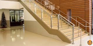 Glass Handrails For Stairs Deck Railing Stainless Steel Modular Railings Viva Railings Cube